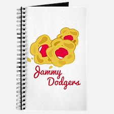 Jammy Dodgers Journal