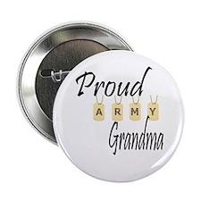 "Camo Army Grandma 2.25"" Button (10 pack)"