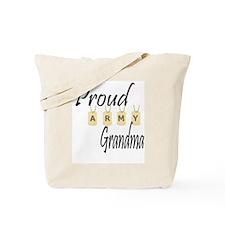 Camo Army Grandma Tote Bag