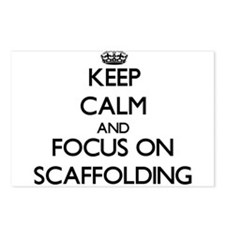 Keep Calm and focus on Sc Postcards (Package of 8)