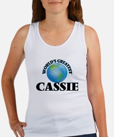 World's Greatest Cassie Tank Top