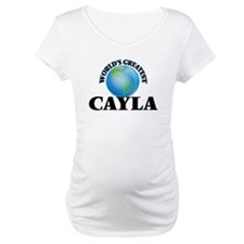 World's Greatest Cayla Shirt