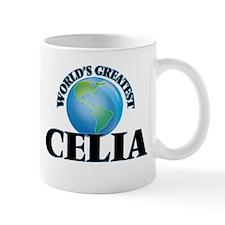World's Greatest Celia Mugs