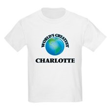 World's Greatest Charlotte T-Shirt