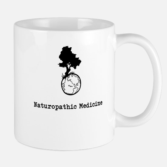 Naturopathic Medicine Mugs