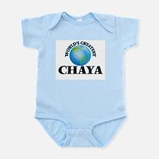 World's Greatest Chaya Body Suit
