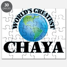 World's Greatest Chaya Puzzle