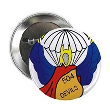"504th Airborne.png 2.25"" Button (10 pack)"
