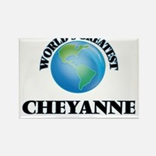 World's Greatest Cheyanne Magnets