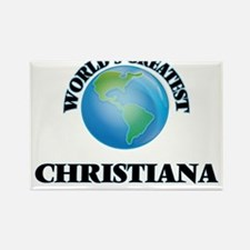 World's Greatest Christiana Magnets