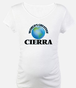 World's Greatest Cierra Shirt
