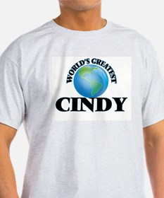 World's Greatest Cindy T-Shirt