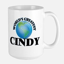 World's Greatest Cindy Mugs