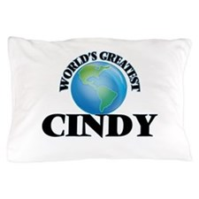 World's Greatest Cindy Pillow Case