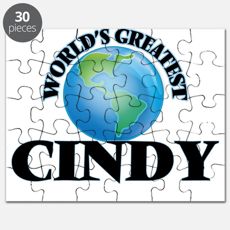 World's Greatest Cindy Puzzle