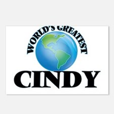 World's Greatest Cindy Postcards (Package of 8)