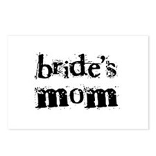 Bride's Mom Postcards (Package of 8)