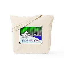 ME, DAD & THE AURORA Tote Bag