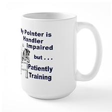 Pointer Agility Mug