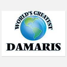 World's Greatest Damaris Invitations