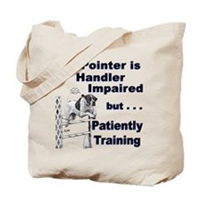 Pointer Agility Tote Bag