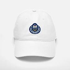 RAF Master Aircrew<BR> White Baseball Baseball Cap 1
