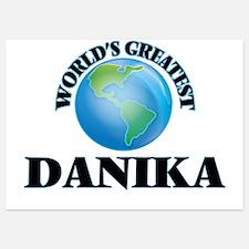 World's Greatest Danika Invitations