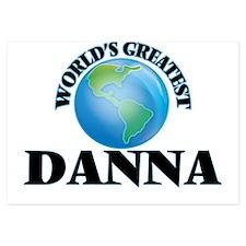 World's Greatest Danna Invitations