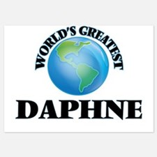 World's Greatest Daphne Invitations