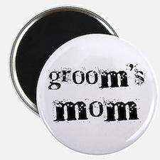 Groom's Mom Magnet