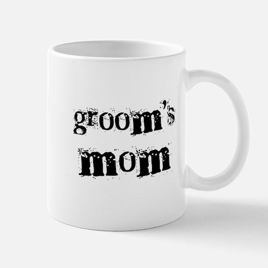 Groom's Mom Mug