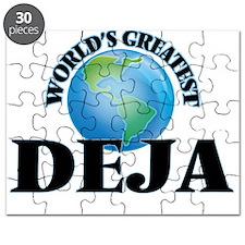 World's Greatest Deja Puzzle