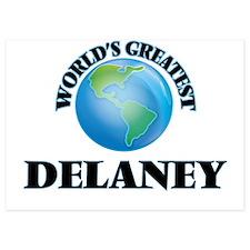 World's Greatest Delaney Invitations