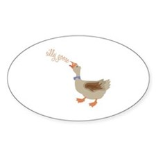 Silly Goose Decal