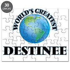 World's Greatest Destinee Puzzle