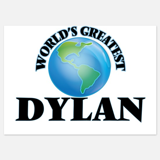 World's Greatest Dylan Invitations