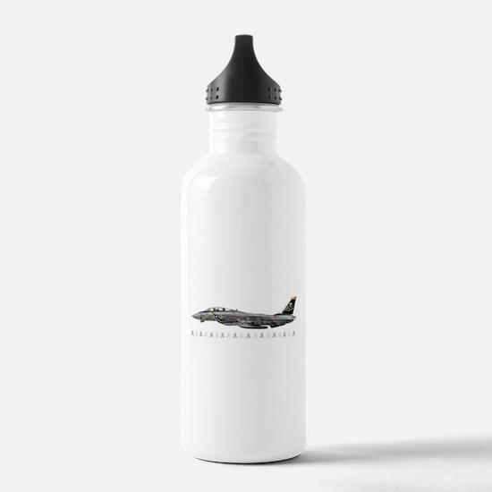 vf84logobev.jpg Water Bottle