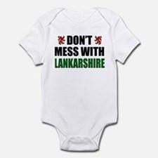 Lankarshire Infant Bodysuit
