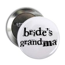 Bride's Grandma Button