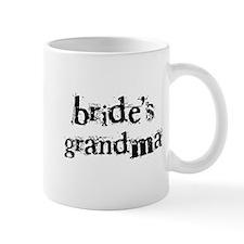 Bride's Grandma Mug