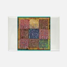 Animals Rectangle Magnet (10 pack)