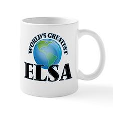 World's Greatest Elsa Mugs