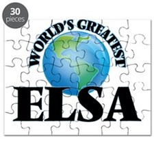 World's Greatest Elsa Puzzle