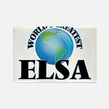 World's Greatest Elsa Magnets