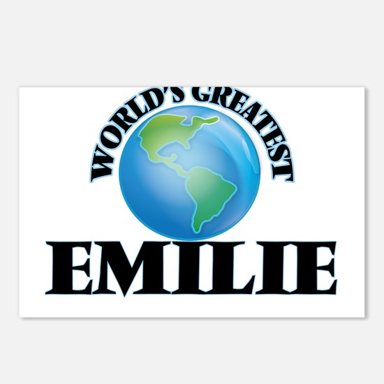 World's Greatest Emilie Postcards (Package of 8)