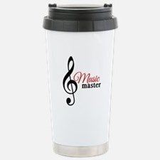 Music Master Travel Mug