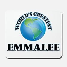 World's Greatest Emmalee Mousepad