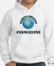 World's Greatest Evangeline Hoodie Sweatshirt