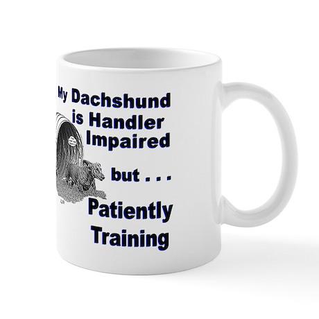 Dachshund Agility Mug