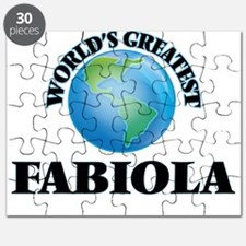 World's Greatest Fabiola Puzzle